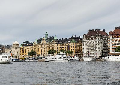 Stockholm by water, Strandvägen