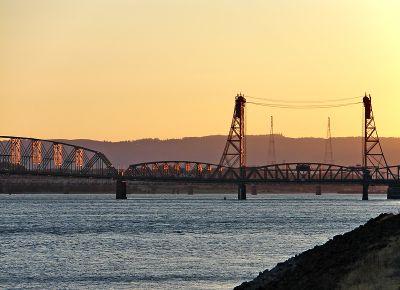 The Interstate-5 Bridge