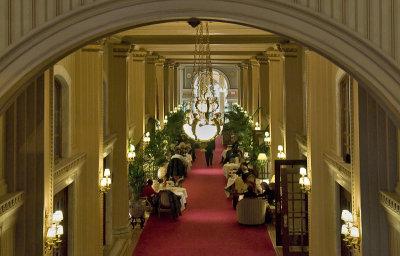 A Willard dining hall