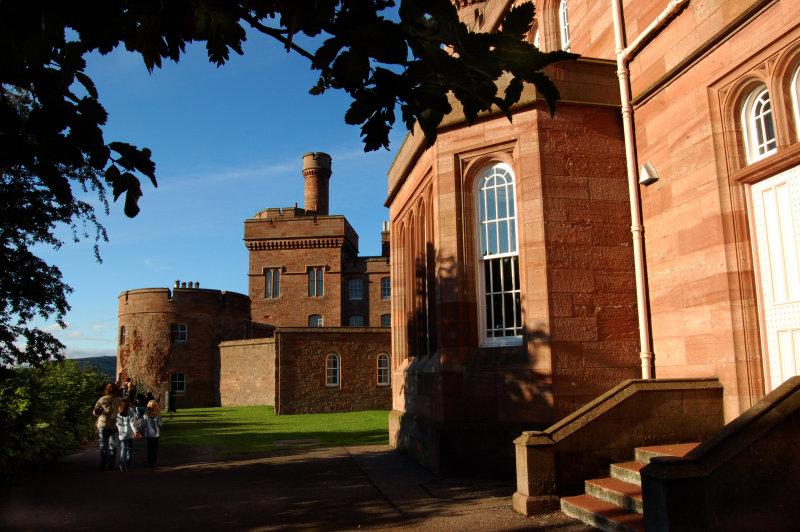 Inverness Castle...