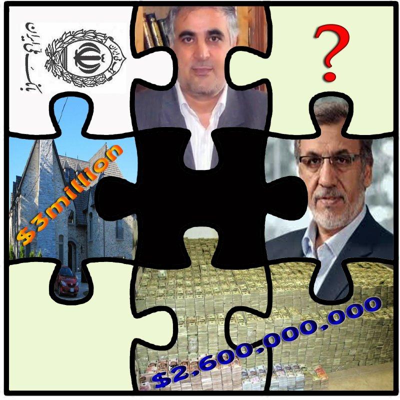 Massive Embezzlement Scandal !!