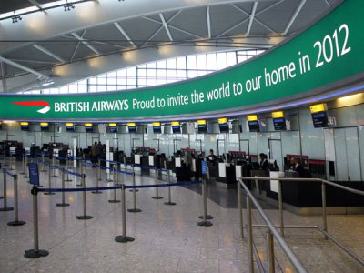 Green British Airways