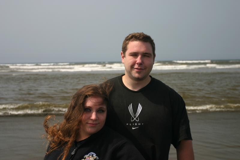 My son  Dusty  and his girlfriend Jurine