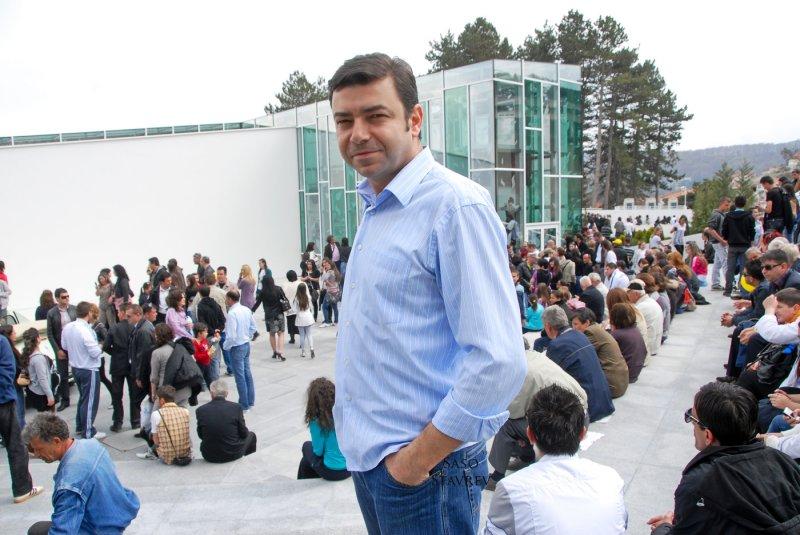 at Memorial House Todor Proeski