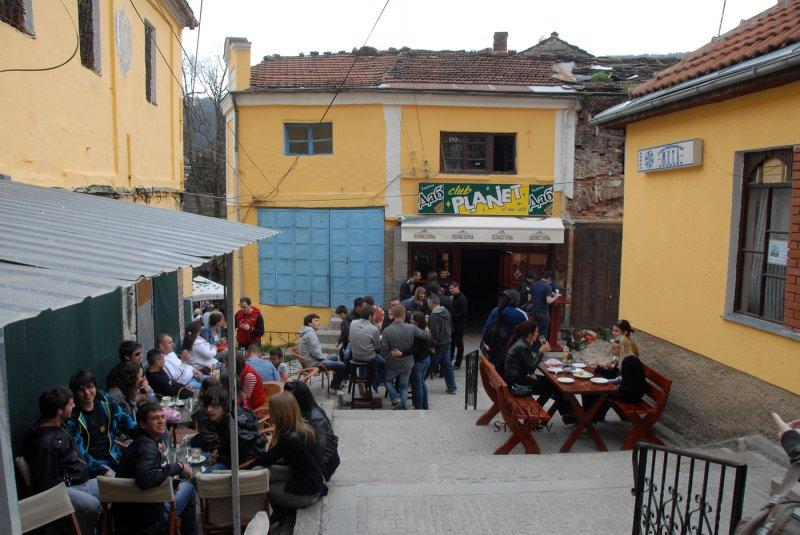 Memorial House Todor Proeski