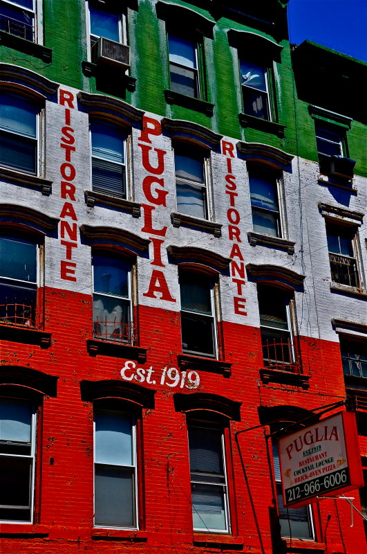 Historic Little Italy, New-York