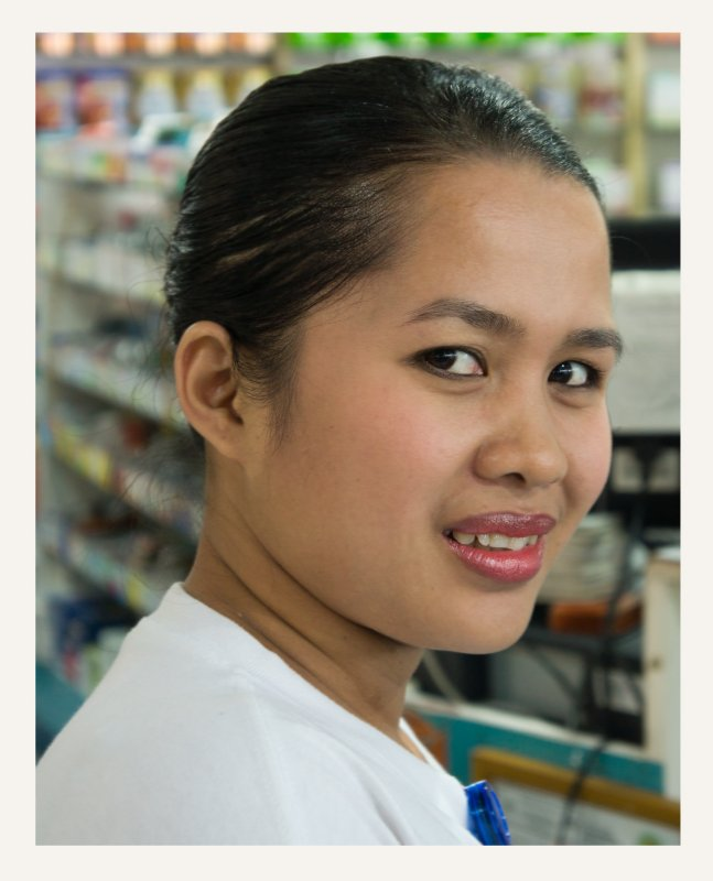 The Girl from the Pharmacy
