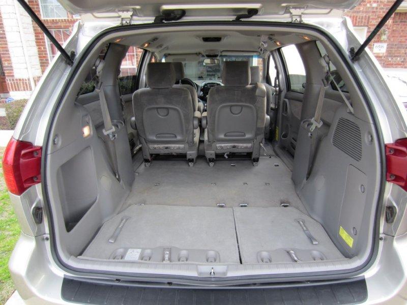 Fold Flat Seats Minivan New Amp Used Car Reviews 2018
