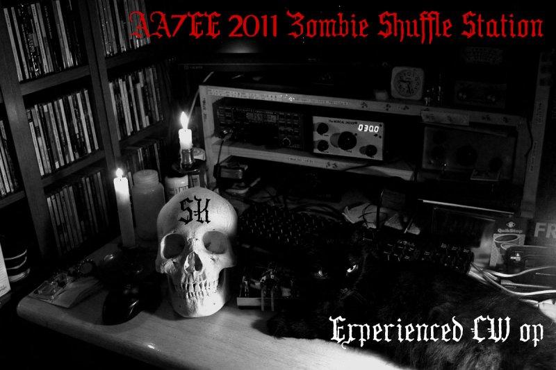 2011 Zombie Shuffle