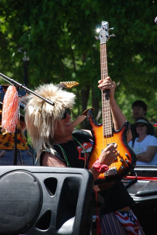 Parade Rocker