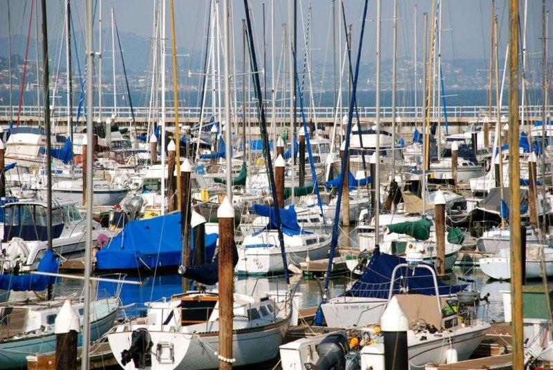 SF Marina Yacht Harbor