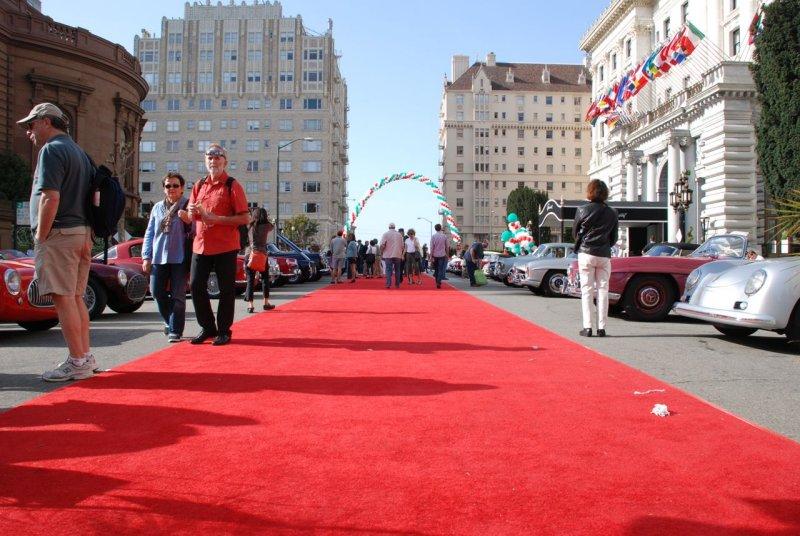 California Mille 2012 Red Carpet