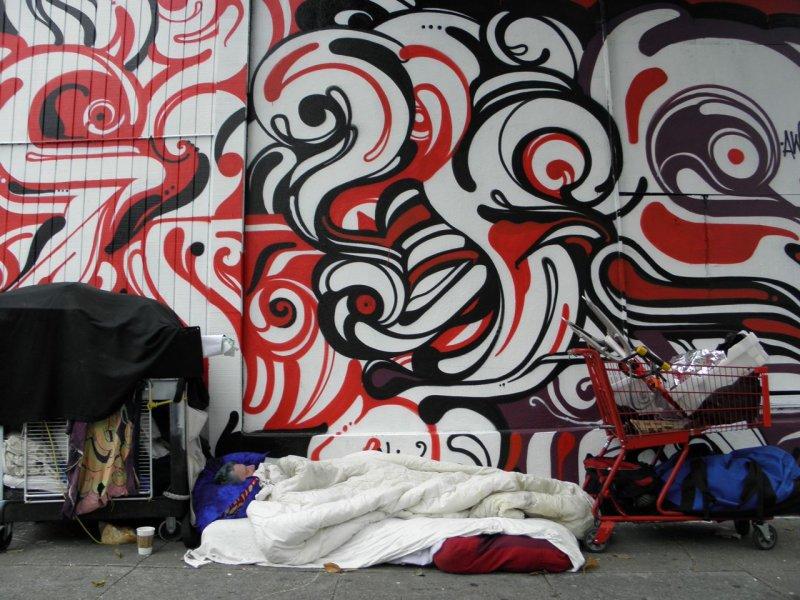 Street Bed