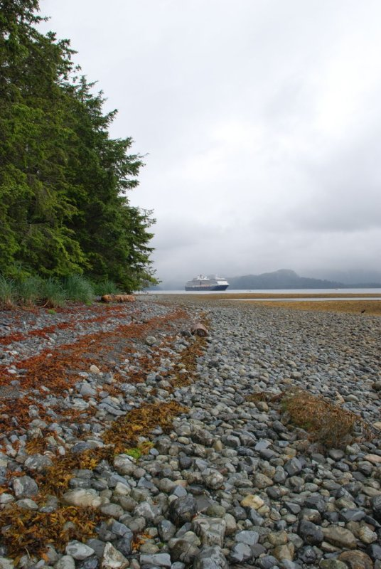 Sitka National Historical Park Seashore