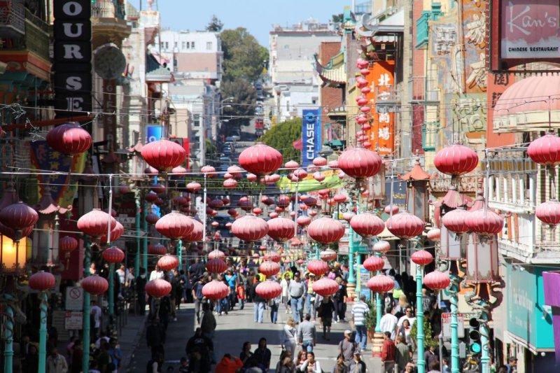 Grant Avenue Chinatown