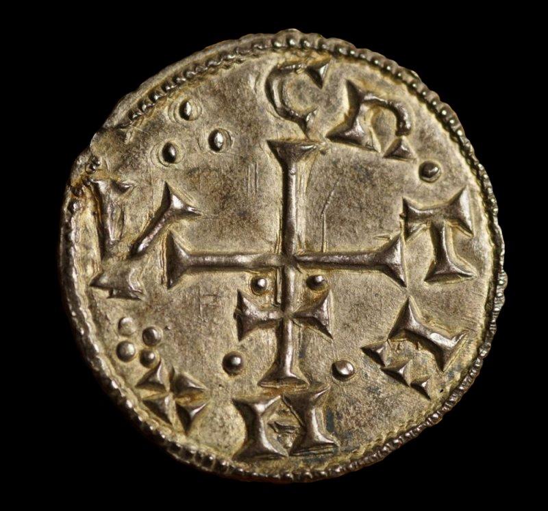 Viking Kingdom of York, Hunedeus and Cnut, Cunetti Group (c.895-902), Penny, York mint.