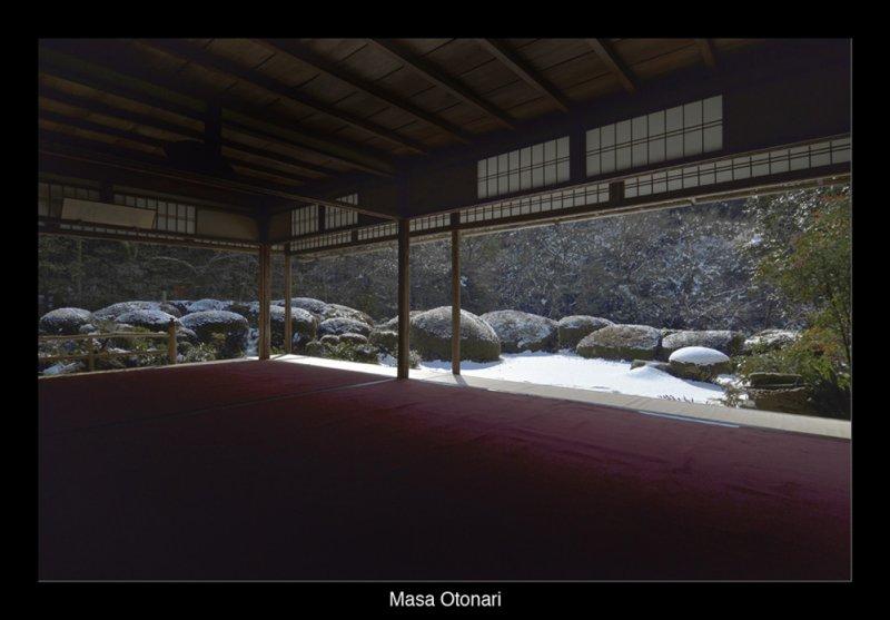 Sisen-do Zen Temple