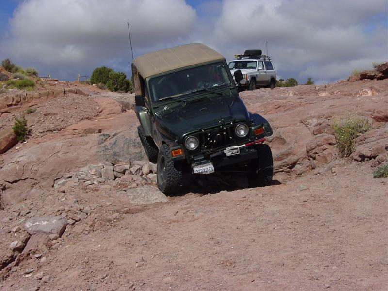 Sunshine Kid driving here had a wild ride !!!