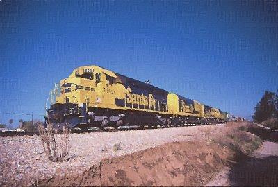 Fresh Blue and Yellow - Santa Fe Style