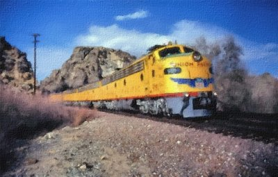 1996 Union Pacific Superbowl Special