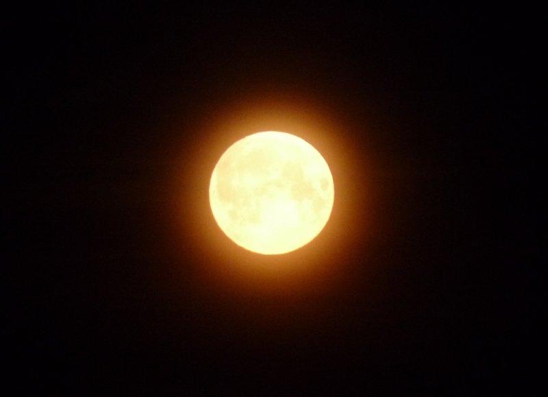 SUPER MOON MAY 2012