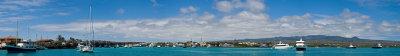 Puerto Ayora Panorama