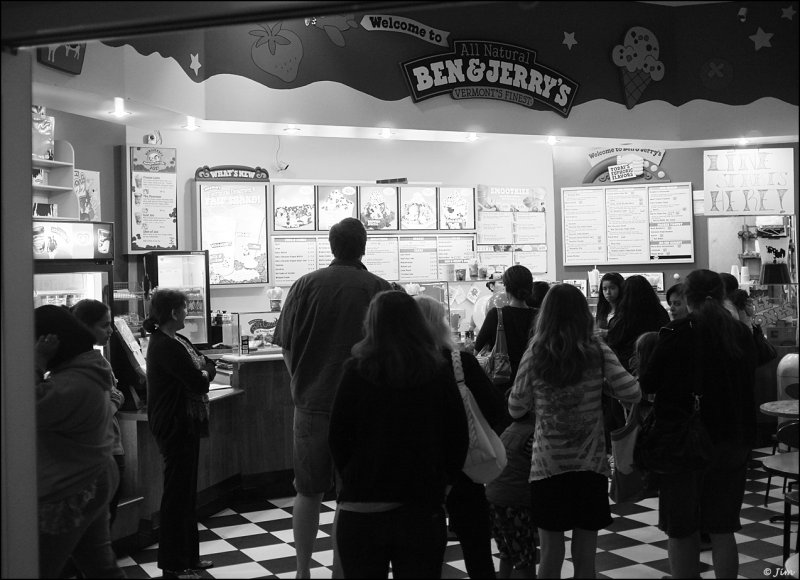 Welcome to Ben & Jerrys