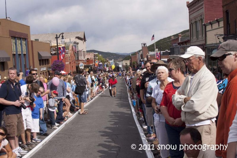 Miners Day Celebration, Park City Utah 2011