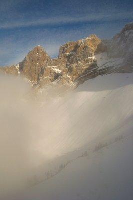 Garnesier, vallon de La Jarjatte, décembre 2007