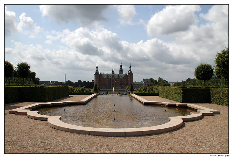 Frederiksborg Castle and Park