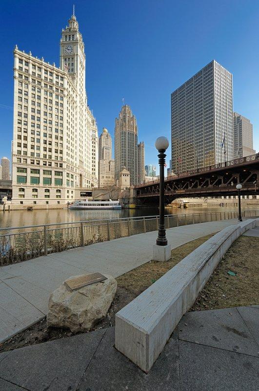 At the Riverwalk
