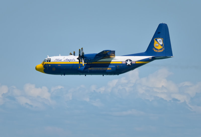 Prelude to Blue Angels