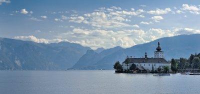 Schloss Ort and  Traunsee