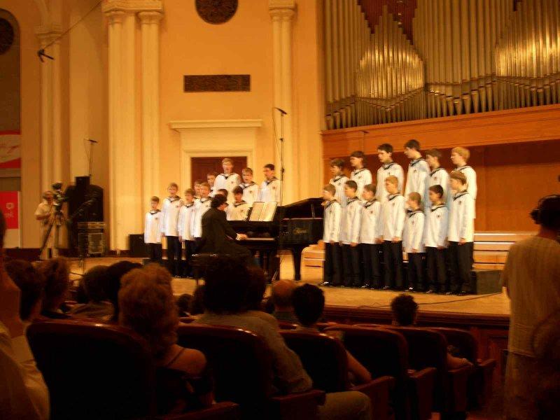 Viennese boy choir