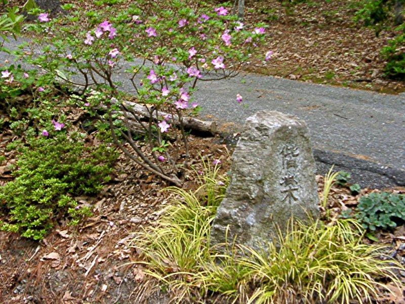 Kairaku stone
