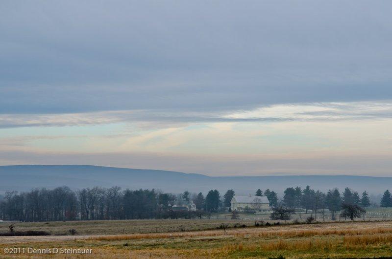 Eisenhower Farm, Gettysburg, PA<br><font size=3>ds20111230-0016w.jpg</font>