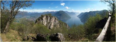 Monte San Salvatore / Mountain San Salvatore