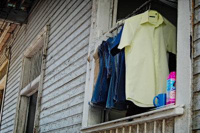 Casco Viejo washday