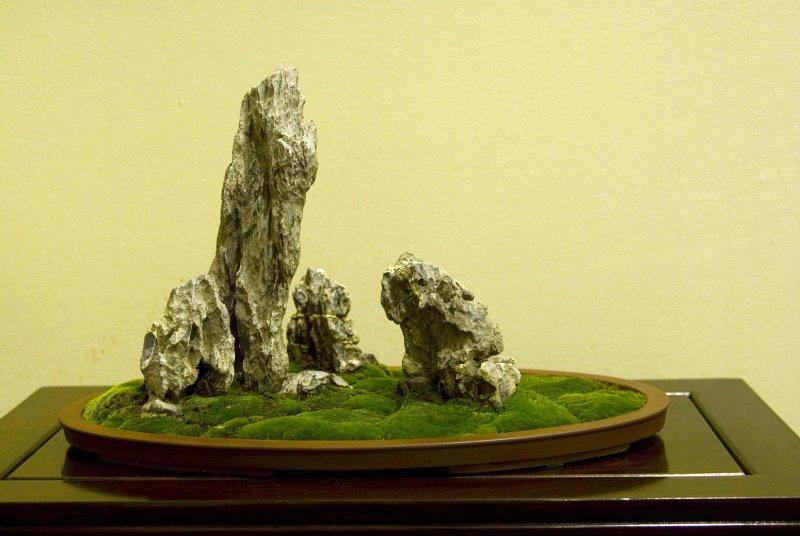 Ying-Tak stone by Ernie Kuo