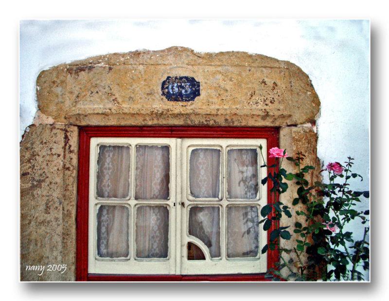 Window on door n� 63