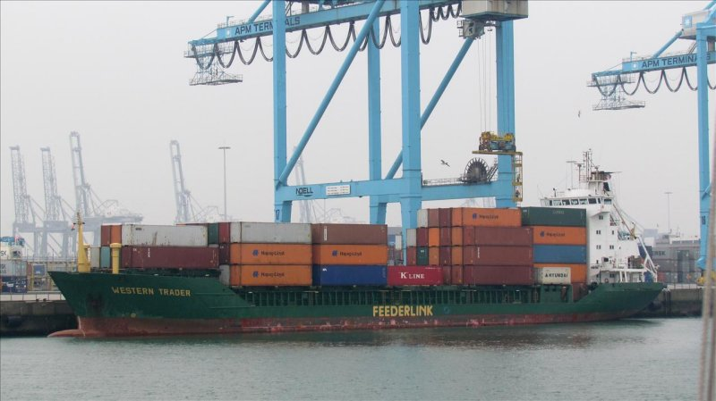 WESTERN TRADER IMO:9031416