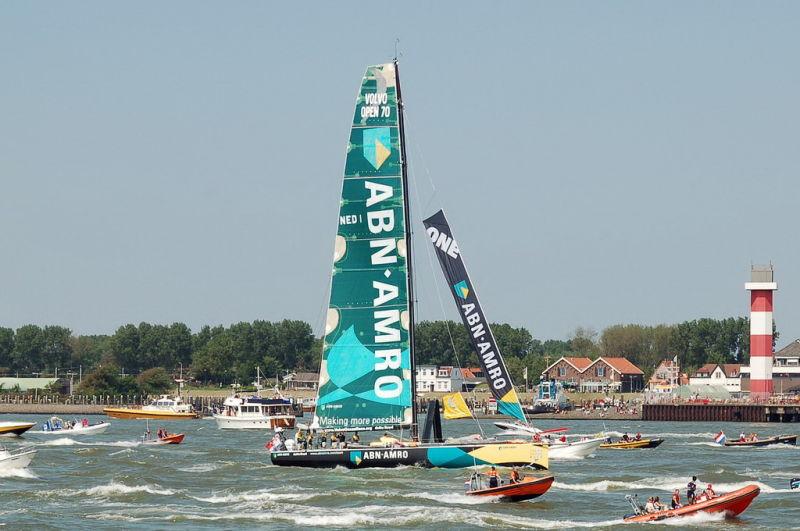 Volvo Ocean Race Rotterdam Stopover