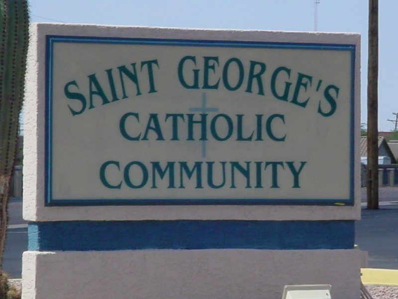 Saint Georges<br>Catholic Community