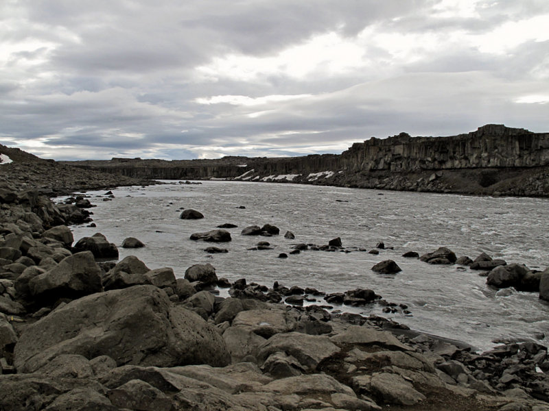 Detifoss - raw and rough nature...