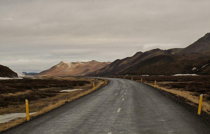Road 863 to Krafla