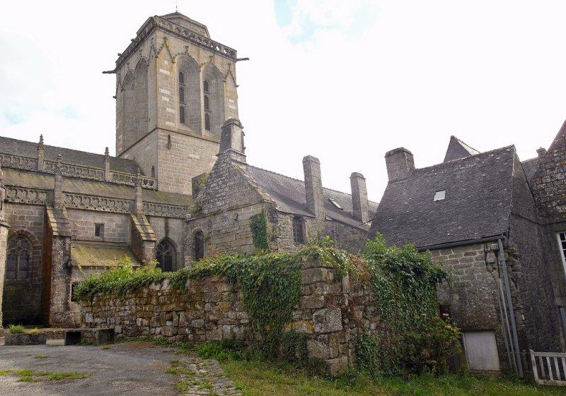 Church St Ronan of Locronan