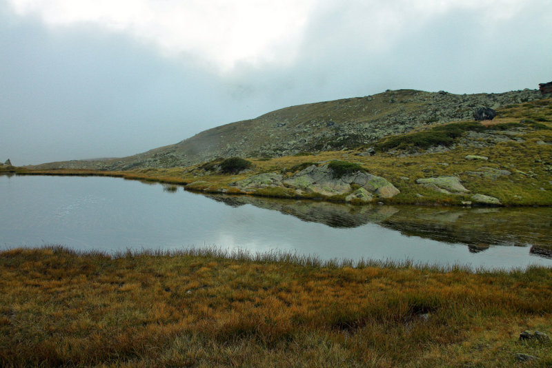 vallée de la Clarée, reflets.