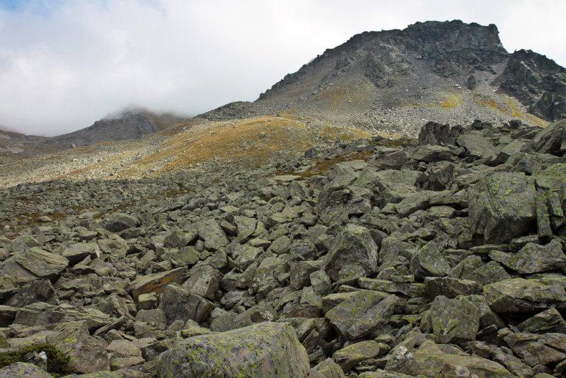too rocky path