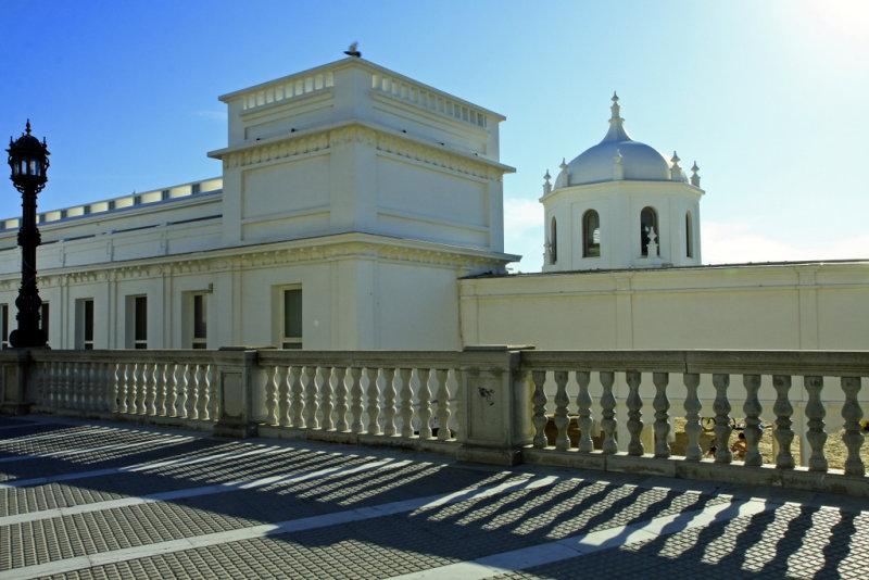 la brillante luz de Cádiz