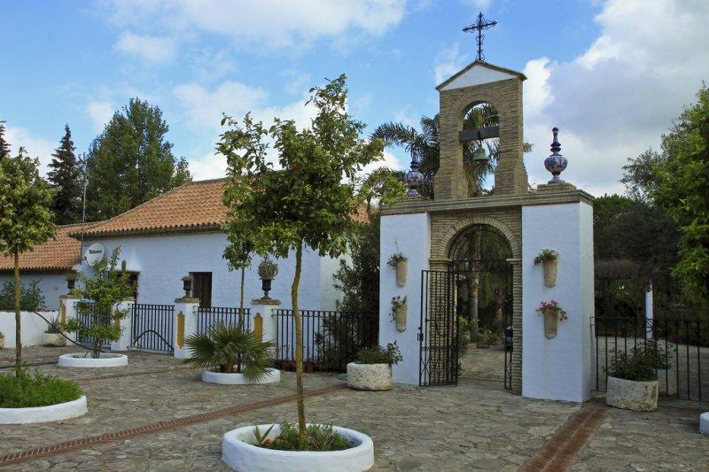Hotel rural Cortijo Los Monteros